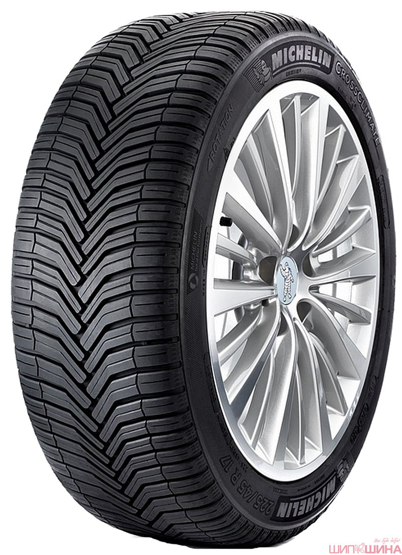 Шины - Michelin Cross Climate +