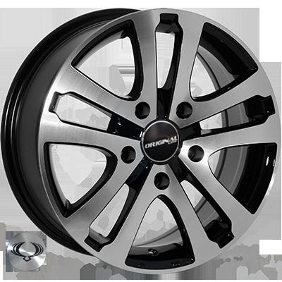 Диски - Zorat Wheels 7700 BP