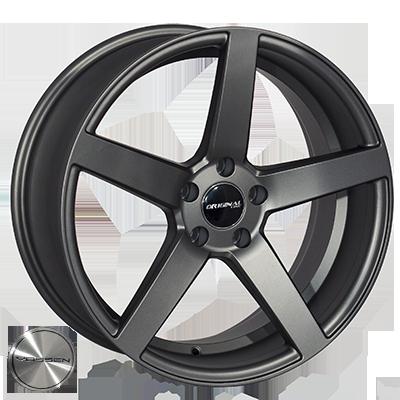 Диски - Zorat Wheels 9135 EMM