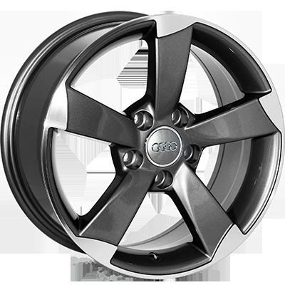 Диски - Zorat Wheels BK217 GMF