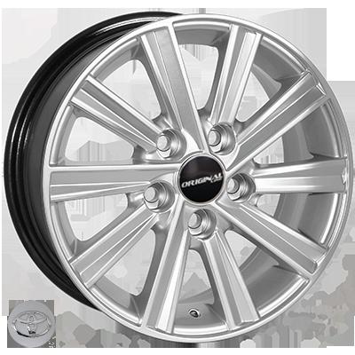 Диски - Zorat Wheels BK519 HS