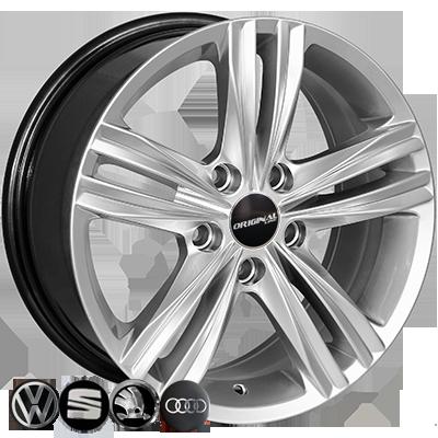 Диски - Zorat Wheels BK5293 HS