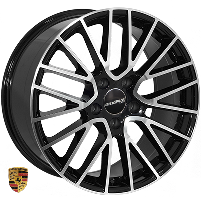 Диски - Zorat Wheels BK5351 BP