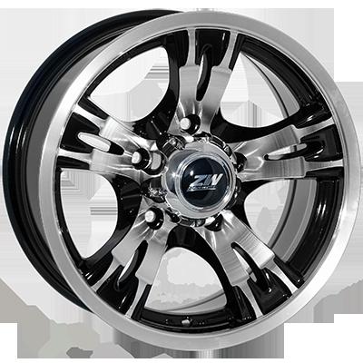 Диски - Zorat Wheels 2513 BP