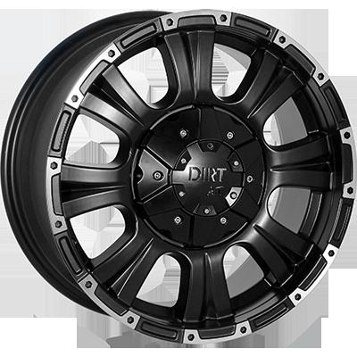 Диски - Zorat Wheels D8013 MU4B