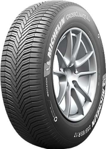 Шины - Michelin CrossClimate SUV