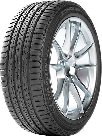 Шины - Michelin Latitude Sport 3