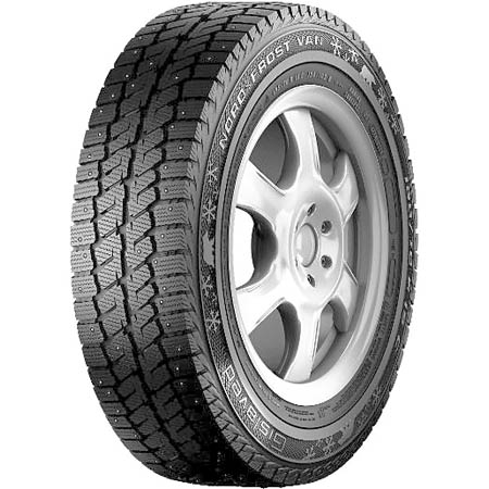 215/65R16C под/шип 109/107R Nord Frost VAN Gislaved