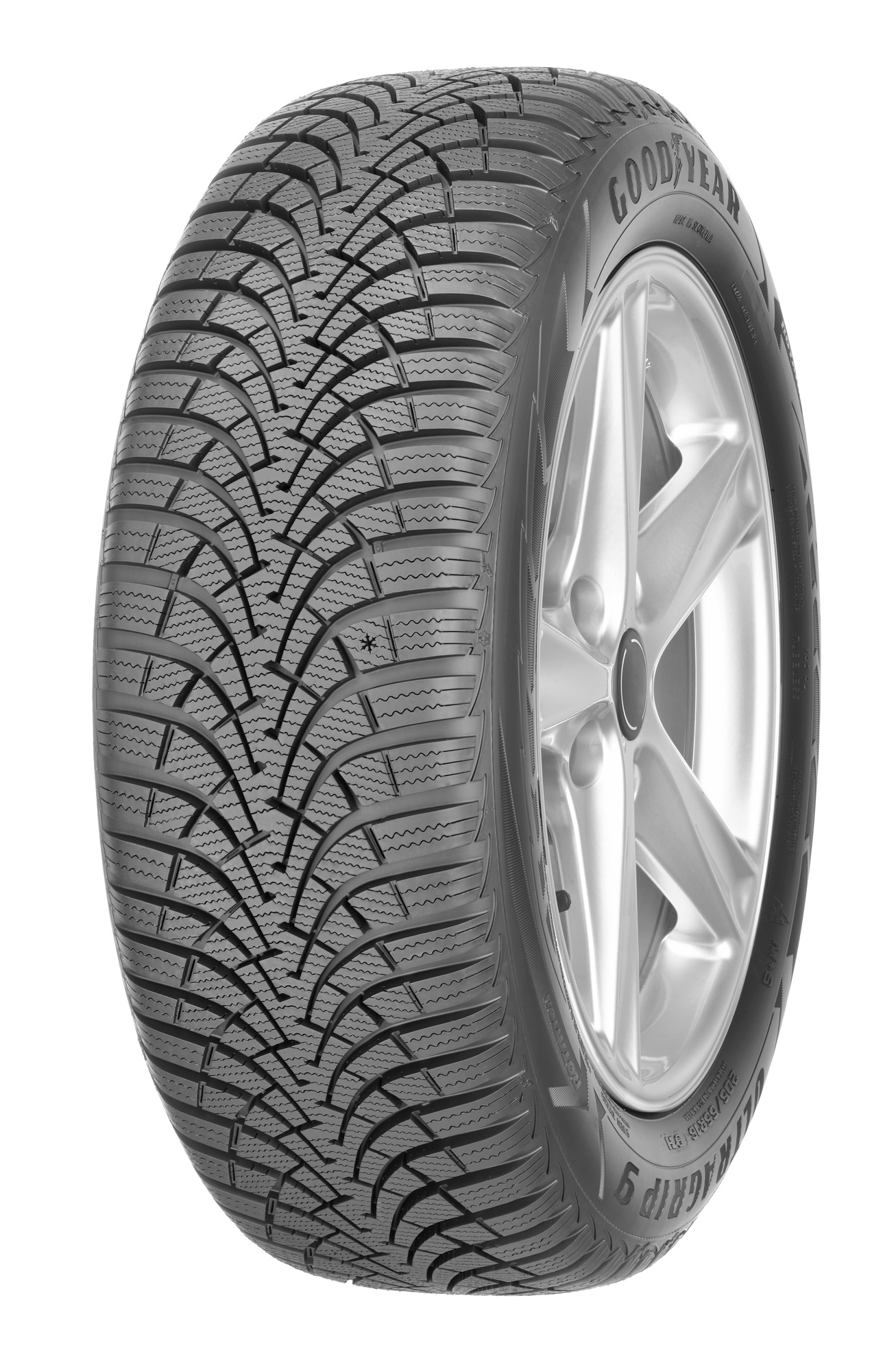 205/55R16 91H Ultra Grip 9 GoodYear