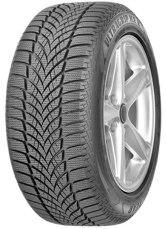 225/55R17 101T Ultra Grip Ice 2 XL GoodYear