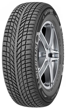 255/55R18 109V Latitude Alpin LA2 Michelin