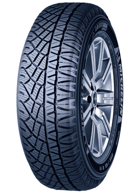 265/60R18 110H Latitude Cross Michelin