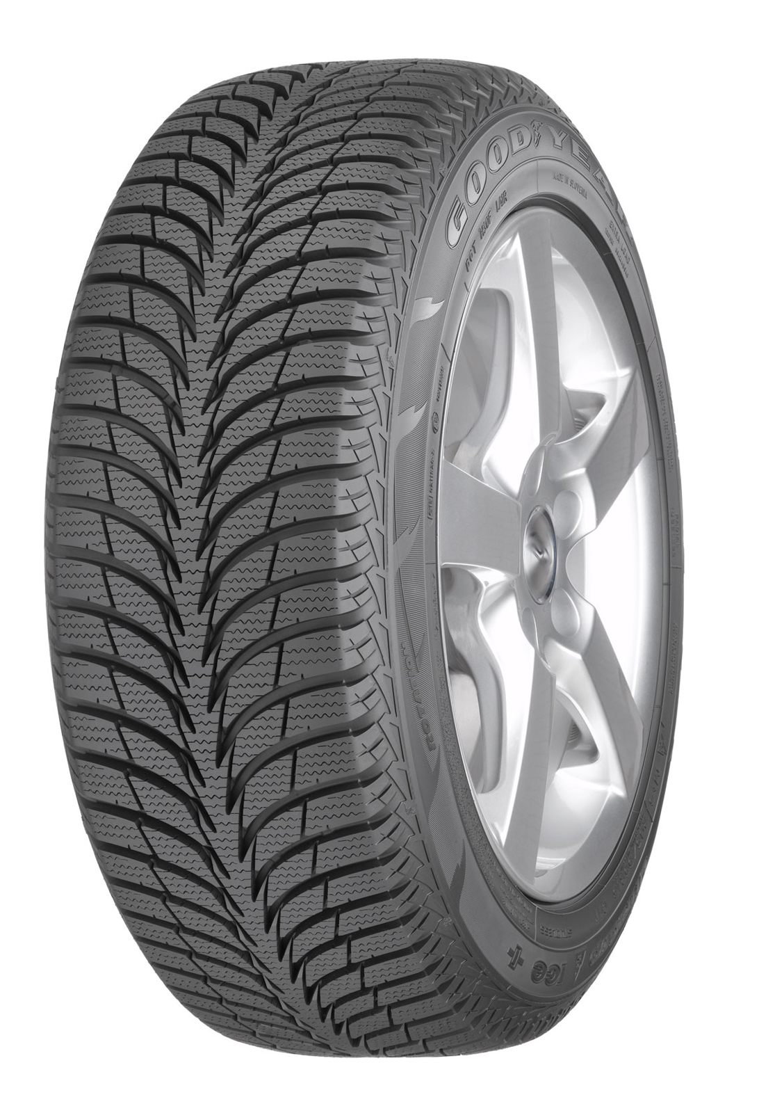 215/60R16 99T Ultra Grip Ice + GoodYear