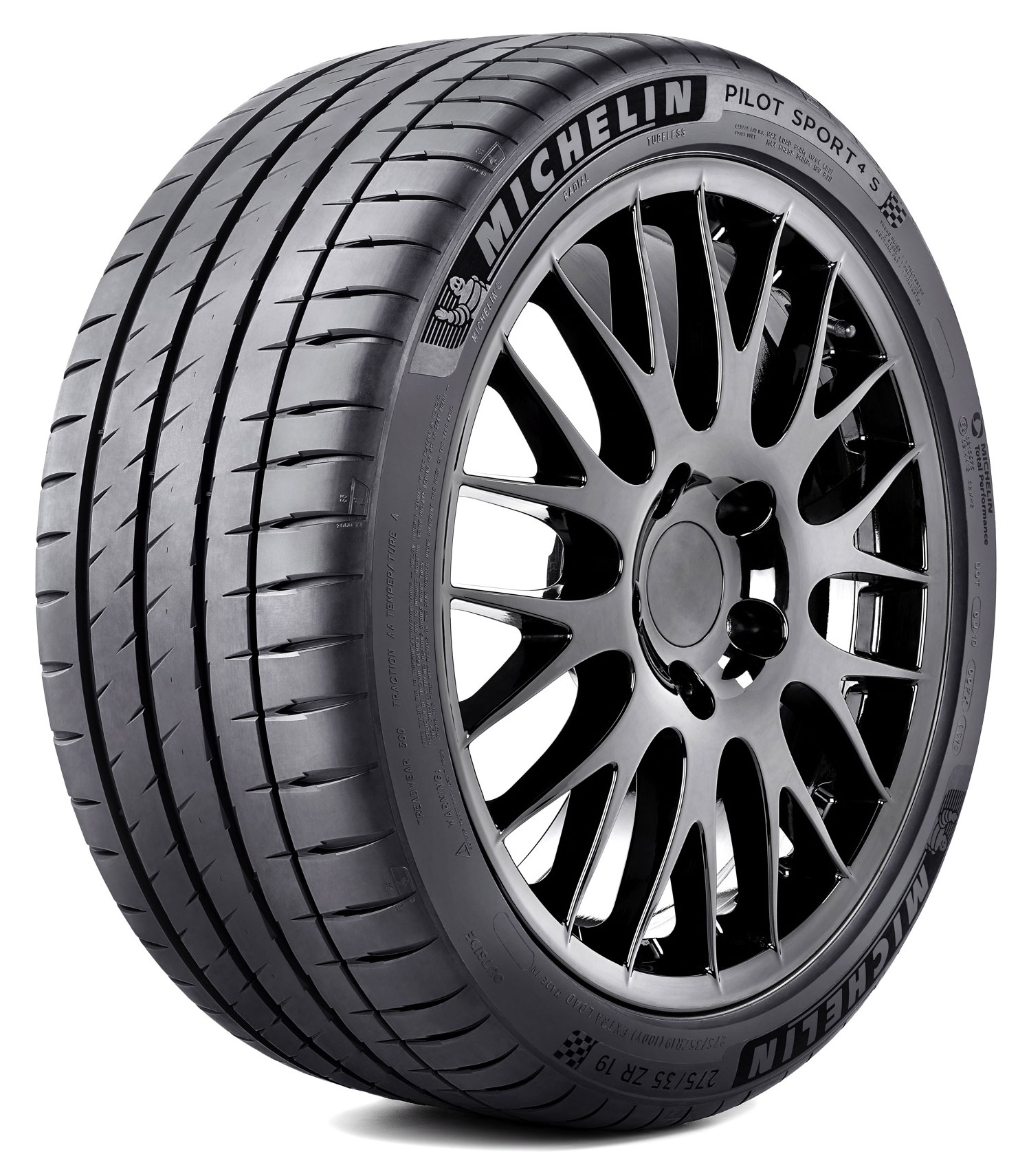 Шины - Michelin Pilot Sport PS4 SUV