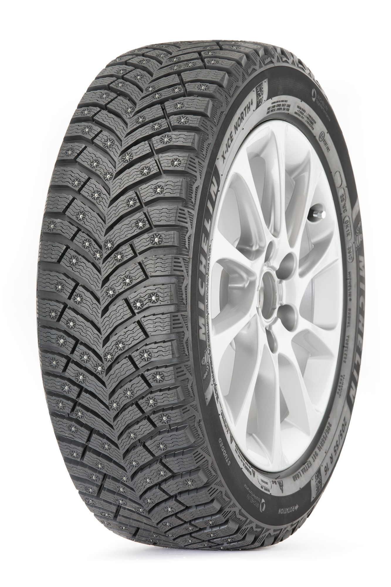 Шины - Michelin X-Ice North 4 SUV